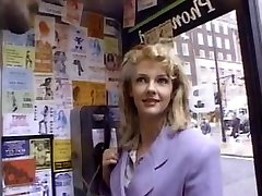 ash-blonde has gang sex