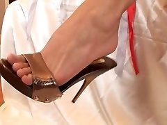 foot fantasies with mya diamond and molten mate