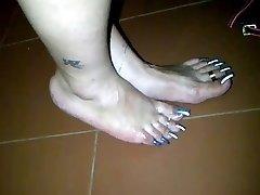 Lengthy toenail fj 2