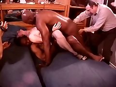 White Hotwife in a Guest Room Utter of Black Bulls