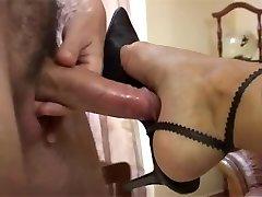 Fuck My Bend In Heels