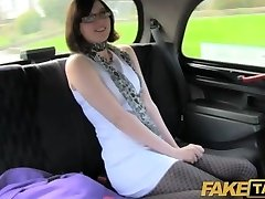 FakeTaxi - She loves riding a big weenie