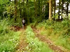 French Teenager Drilled In The Woods