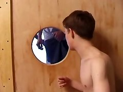 More Gloryhole Initiation
