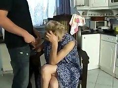 Grandma still plumbing