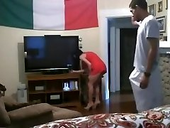 White mother i'd like to fuck cheats with a big black cock on covert web camera