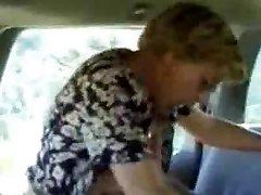 Milfs Avenue Homemade Drilling In Their Car