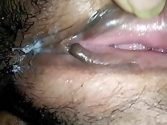 Puss Show of a South Indian Milf