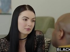 BLACKED Marley Brinx first-ever big black cock in her ass