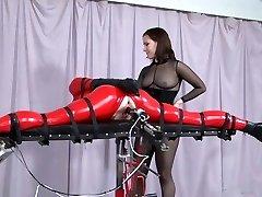 BDSM Tearing Up machine.