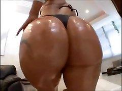 Big Oily Latin Backside - Derty24
