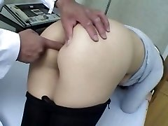 chinese doctor and chinese butt hole