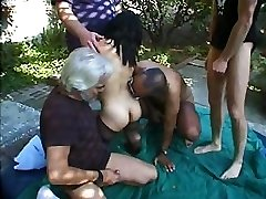 Bridget The Midget Group Sex
