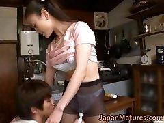 Matsuda Kumiko Mature real chinese female part6