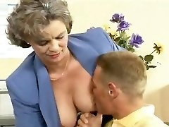 Busty Wooly Mom Needs Youthfull Cock by TROC