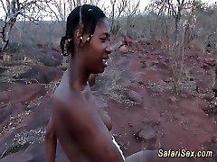 wild african safari fuckfest lovemaking