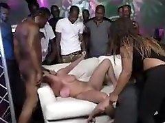 wife taken into club and owned by blacks