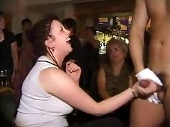 Soiree mature with strippers - part Two