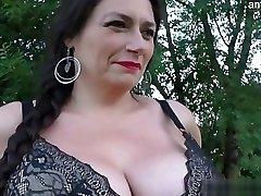 Cute pornstar best anal drill