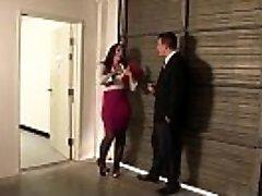 Gonzo Romance With Boss - Savannah Fox