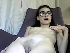 Little 18 yr Italian Web Cam Girl Masturbates-1