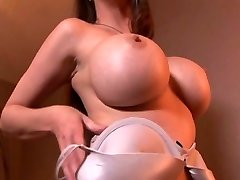 COUGAR pussy shagging hard cock