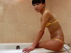 MAI - Bikini Nubile Bathing And Well-lubed (Non-Nude)