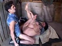 DENHAAGMAN - LARGE UGLY MATURE GETS BACKSIDE RIPPED OPEN