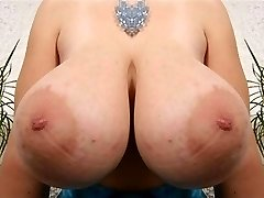 THE MOST BEAUTIFUL NATURAL AMPLE BREASTS Two