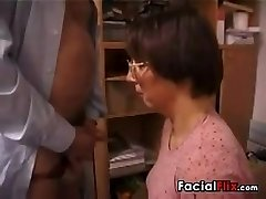 Ugly Mature Dame Gets Humped