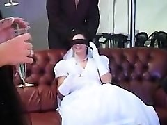 New Bride Fucked By Multiple Stiffys