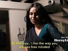 Bored Indian Housewife Pleads For Trio Sum (English subs)