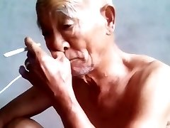 Chinese older man 5