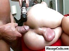 Massagecocks Muscule Mature Boinking