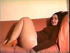Plus-size latina perfect huge legs