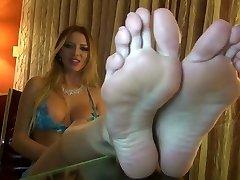 sexy Long Feet