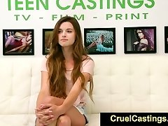 FetishNetwork Alex Mae attempt bdsm casting