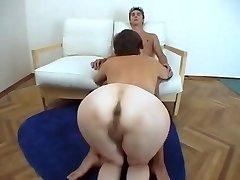 Fat ass Mature fucking