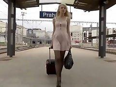 Russian blonde teenager anal fucked - pornbriet.com