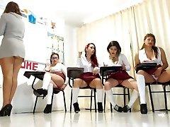 Schoolgirls at cam showcase 4