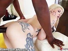Lex Steele Ass Plows Horny Tattooed Chick