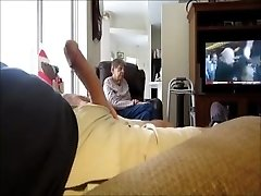 demonstrating cock to wifes mother