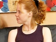Greman redhead boinked
