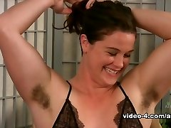 Insatiable pornstars in Incredible Interview, Redhead xxx video
