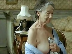 ILoveGrannY Naughty Naked and Down on All Fours