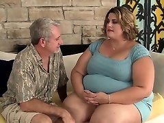 Fat and horny Bbw Erin Green hardcore boink