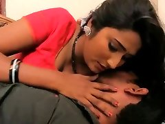 Indian Steaming Teacher seducing College Girl for sex