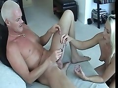 Scorching Blonde Fucked On Her Pierce Pussy