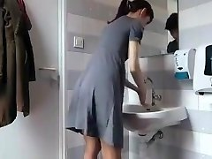 What Ladies Do In The Bathroom Compilation 3