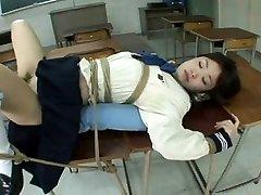 JP دختر مدرسه ای خودارضایی, نو نوجوان